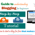 How to start a blog for free that makes money | A simple 8 easy guide step-by-step for beginners