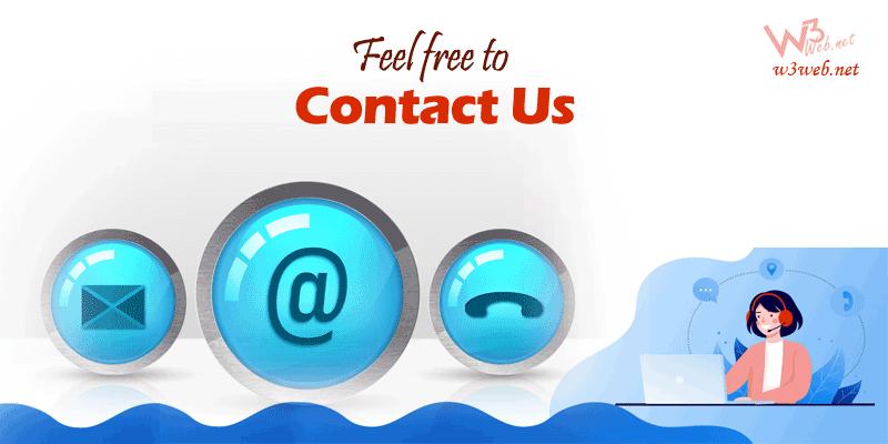 w3web.net--Contact Us