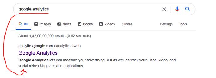 Google Analytics -- w3web.net