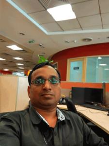 Vijay Kumar __ Author & Founder of w3web.net