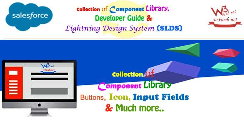 Lightning Component Library -- w3web.net
