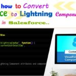 convert visualforce to lightning component -- w3web.net