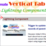 How to create lightning vertical tab dynamically & customisable usage of lightning:tabset in lightning component Salesforce