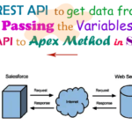 How to call an external REST API to get data from API and passing the variables from REST API to apex method in Salesforce using Apex REST Post Methods | How to pass variables from REST API to Apex in Salesforce